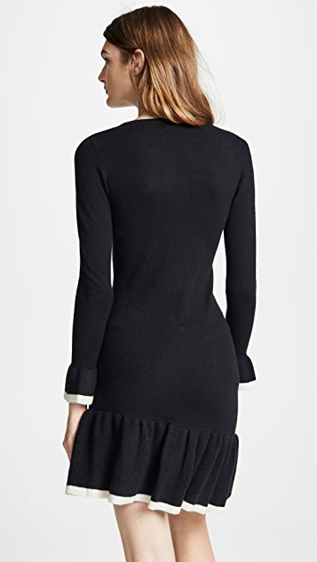 BB Dakota Never Tardy Sweater Dress