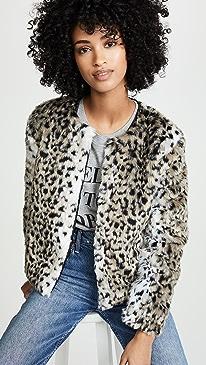 Wild Thing Faux Fur Jacket