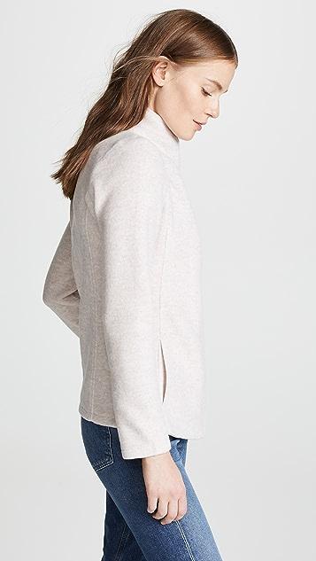 BB Dakota In Mind Zip Front Jacket