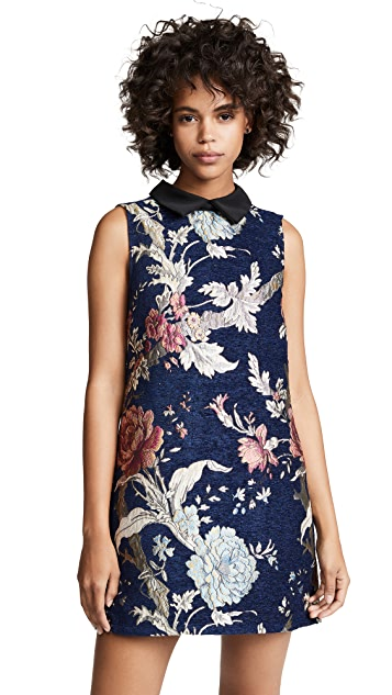 BB Dakota Jack By BB Dakota Shot Collar Shift Dress