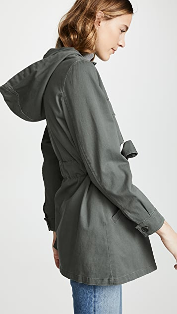 BB Dakota As Hood As It Gets 斜纹连帽夹克