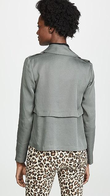 BB Dakota Double Agent Trench Jacket