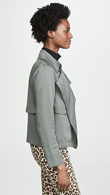 BB Dakota Double Agent Trench Jacket