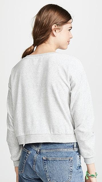 BB Dakota Tie It Together Sweatshirt