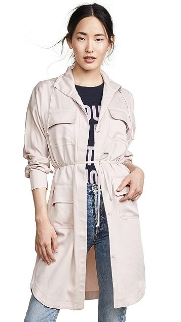 BB Dakota Lets Investigate Shirt Tail Coat
