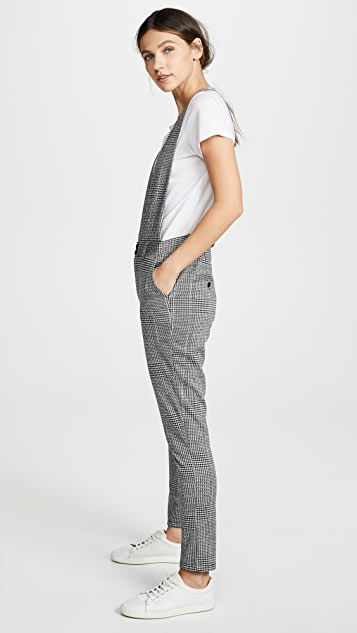BB Dakota Jack By BB Dakota Checkmate Jumpsuit