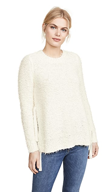 BB Dakota Jack By BB Dakota Tie Your Best Sweater