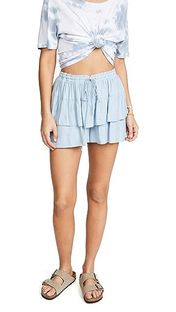 BB Dakota Jack By BB Dakota Layer Up Shorts