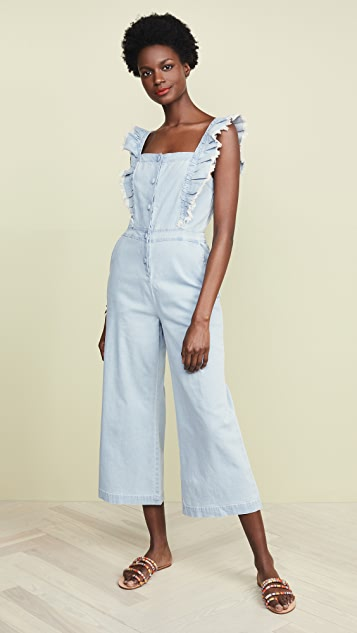 ce00ef69dac BB Dakota Jack By BB Dakota Yes Way Chambray Jumpsuit