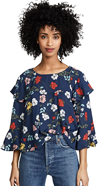 BB Dakota Jack By BB Dakota Blissed Out Blouse