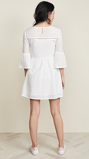 BB Dakota Jack By BB Dakota Eyelet on the Prize Dress