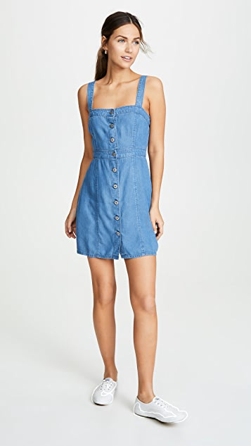 BB Dakota Jean Spirt Dress