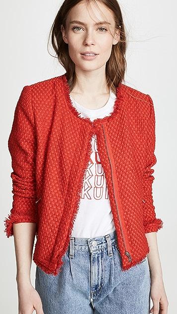 BB Dakota Feeling Fancy Tweed Jacket