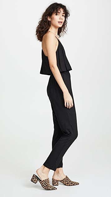 BB Dakota One and Done Racerback Jumpsuit