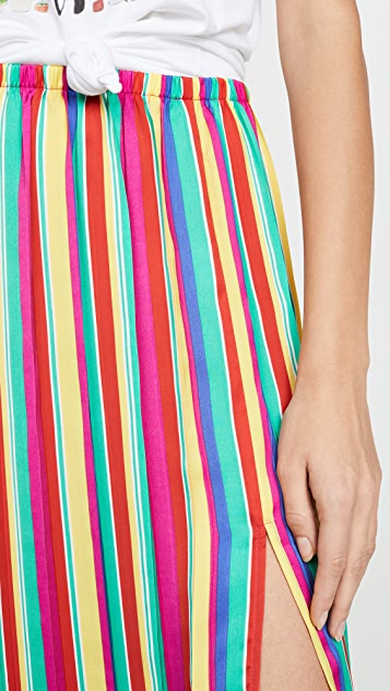 BB Dakota Outside the Lines Skirt