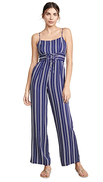 BB Dakota Of Corset It Jumpsuit