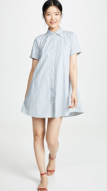 BB Dakota Stripe A Personality Dress