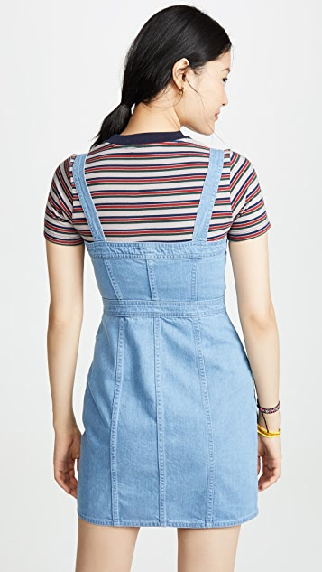 BB Dakota Overalls Winner Dress