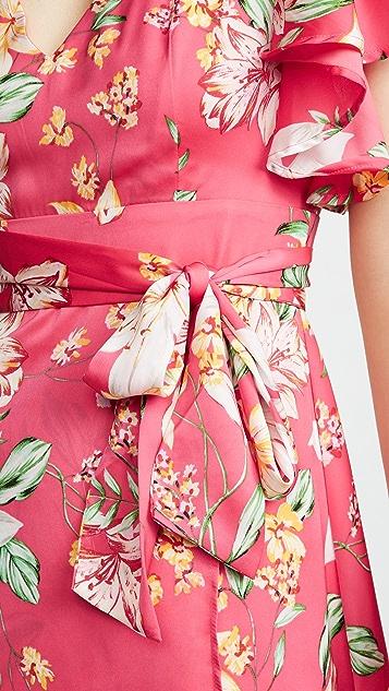 BB Dakota Trending Tropic Dress