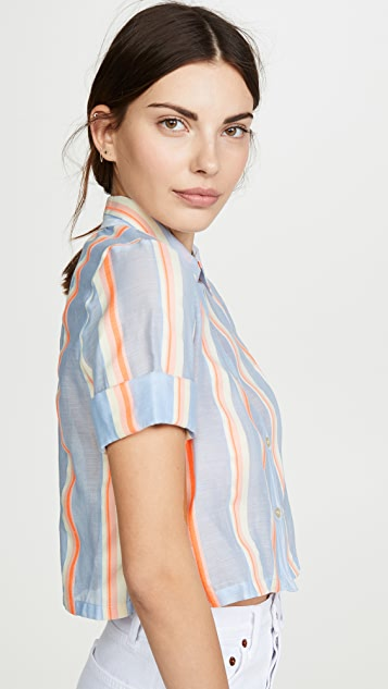 BB Dakota Haight Street Button Down
