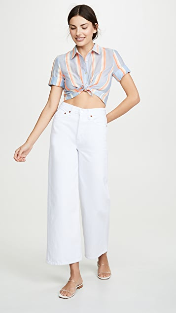 BBDakota Рубашка на пуговицах Haight Street