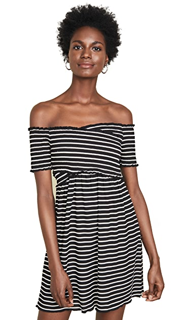 BB Dakota Jack By BB Dakota Knit's Always Sunny Dress