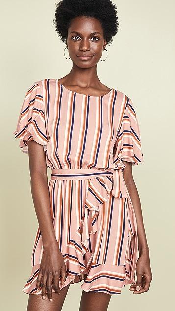 BB Dakota Jack By BB Dakota Stripe Three Dress