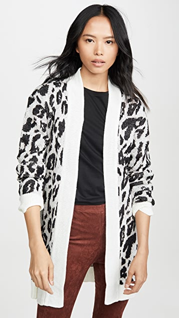 BB Dakota Feline Myself Cardigan