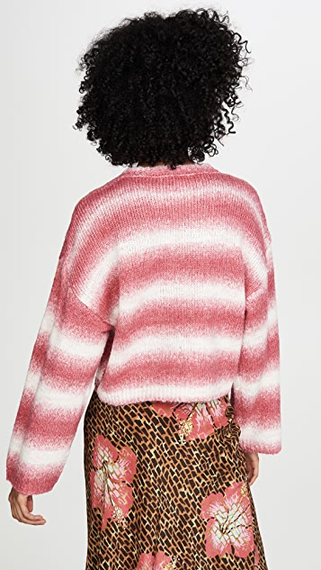 BB Dakota Pink Please Sweater