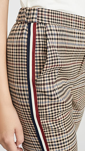 BB Dakota 格纹长裤