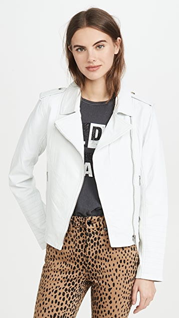 BB Dakota Hello Moto Leather Jacket