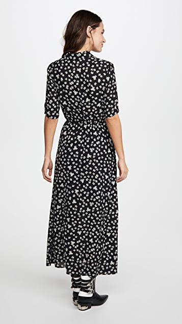 BB Dakota Floral Education Dress