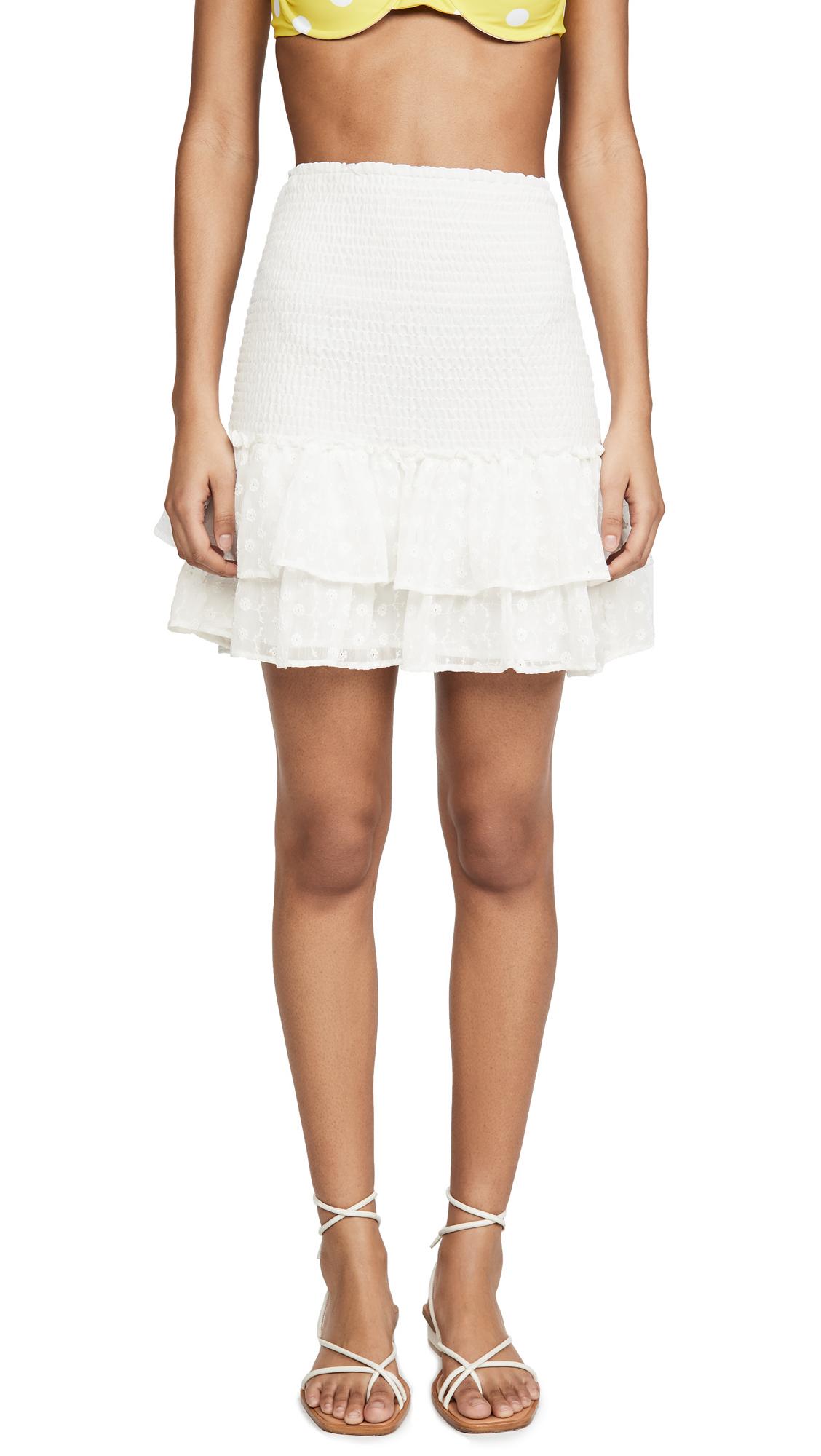 BB Dakota Girl Meets Ruffle Skirt