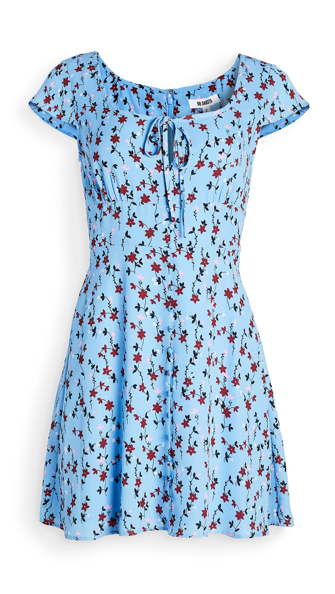 BB Dakota La Femme Dress