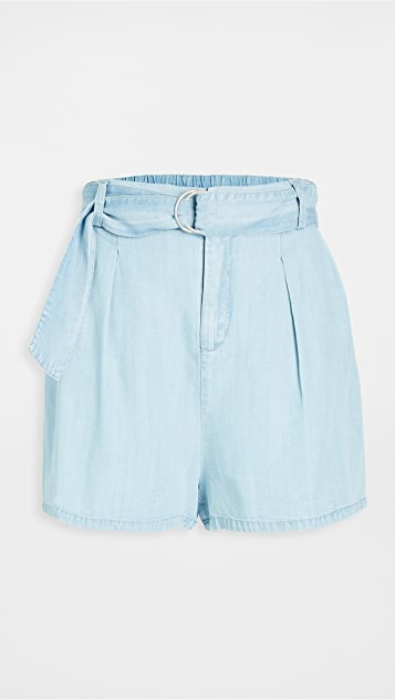 BB Dakota Belt It Up Shorts