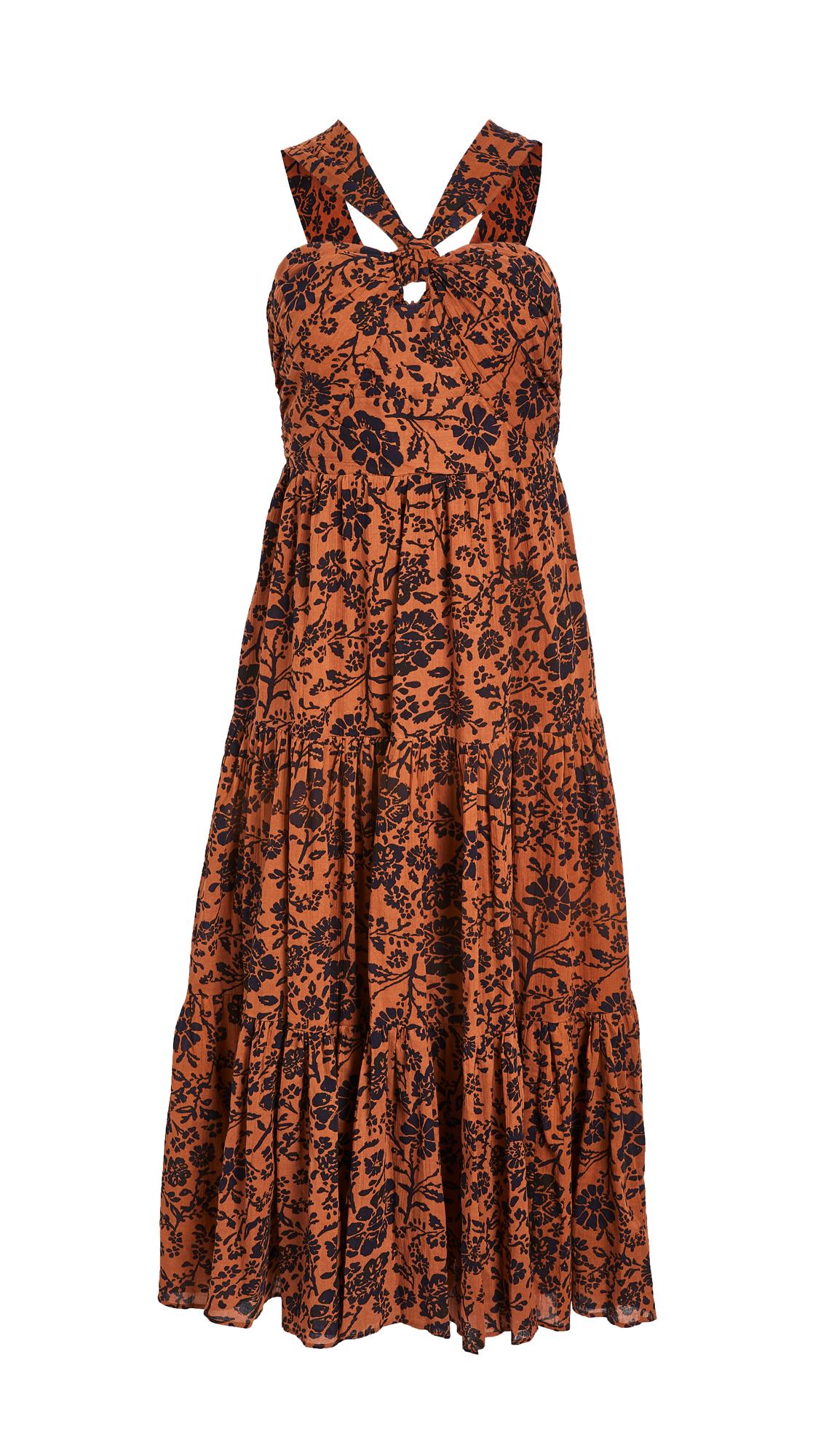 BB Dakota Batik A Peek Dress