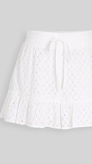 BB Dakota Eyelet Shorts