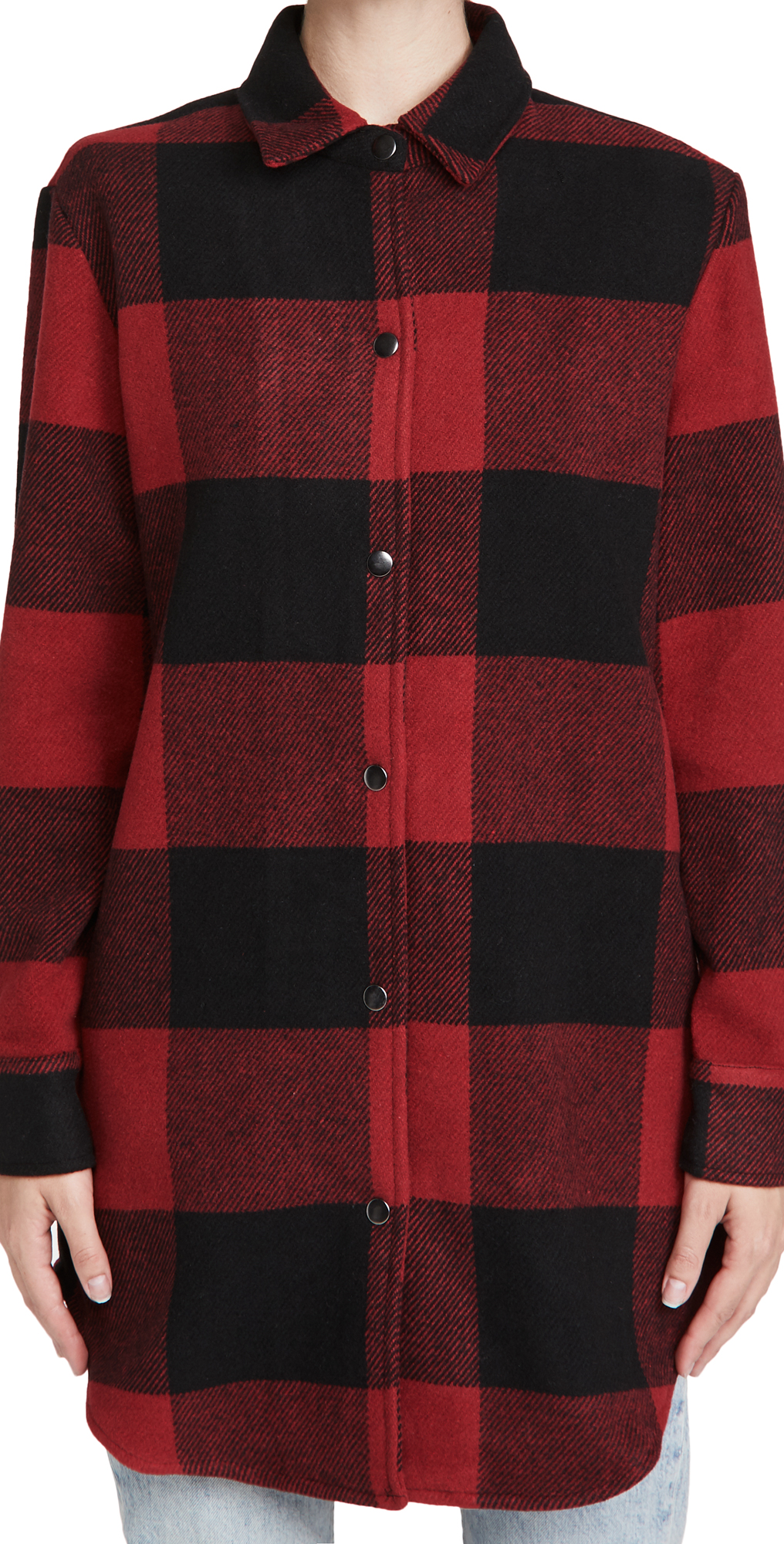 Eldridge Plaid Jacket