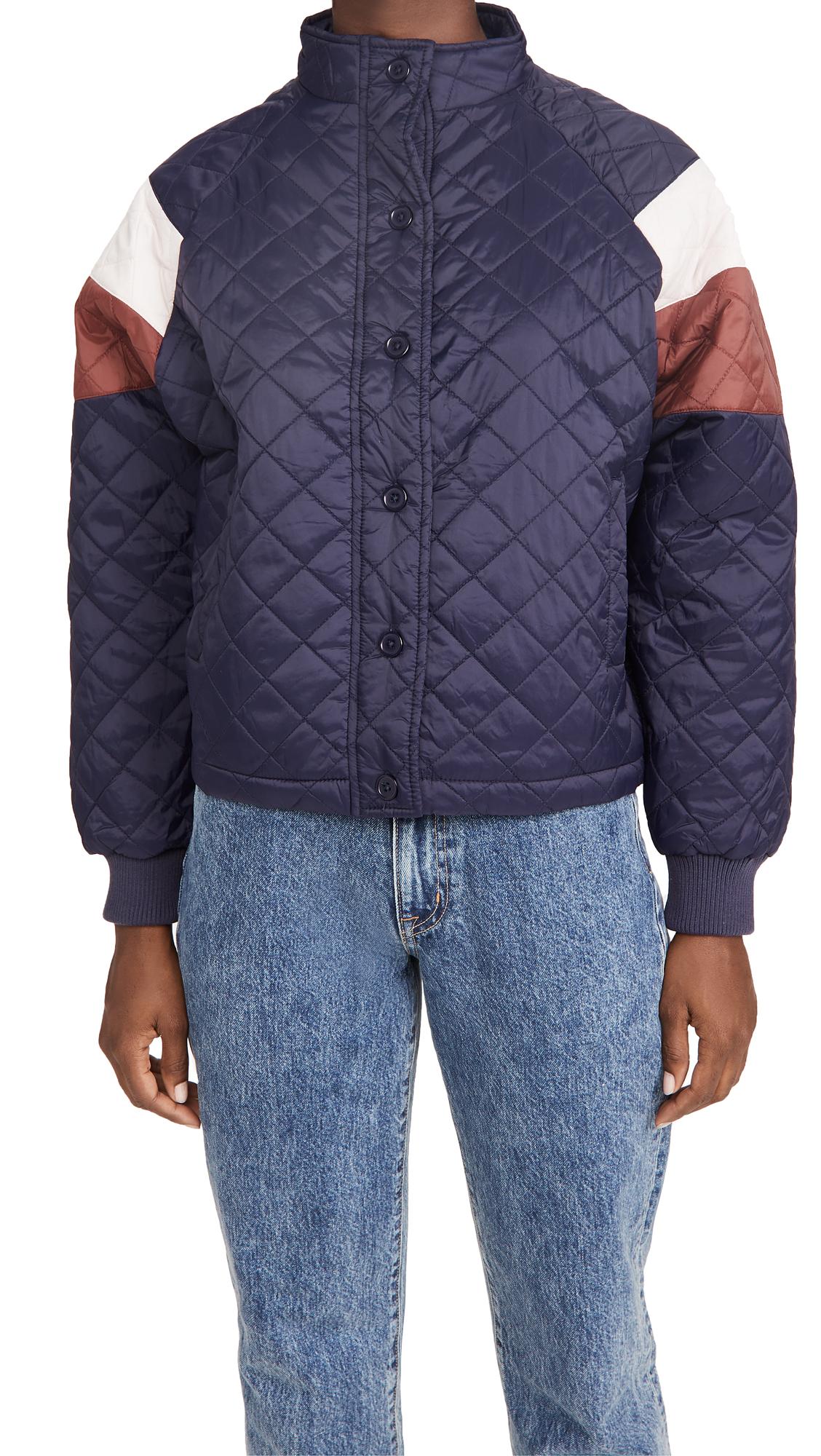 BB Dakota Training Day Colorblocked Jacket