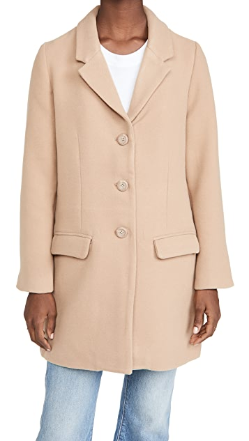 BB Dakota Whiskey Business Twill Coat