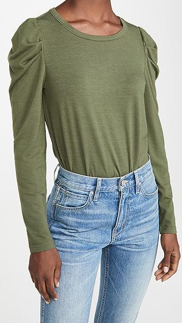 BB Dakota Sleeve Me Here 针织长袖 T 恤