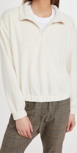 BB Dakota - What The Fluff Fleece Pullover