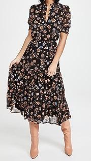 BB Dakota Floral Consideration Dress