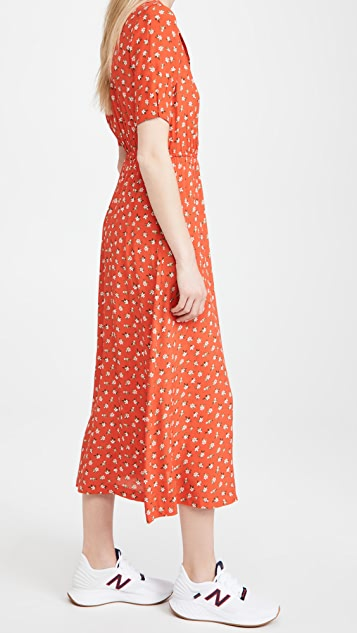 BB Dakota Florally Introduced Dress