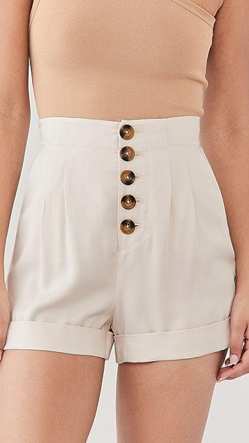 BB Dakota Sunny Side Up Shorts