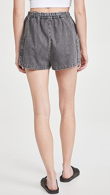 BB Dakota California Girls Shorts