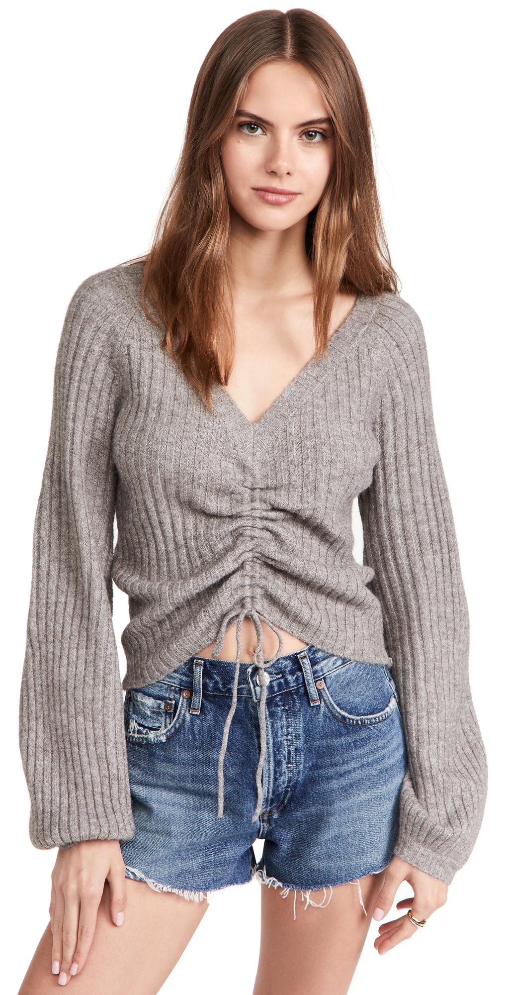 Make It Short Sweater