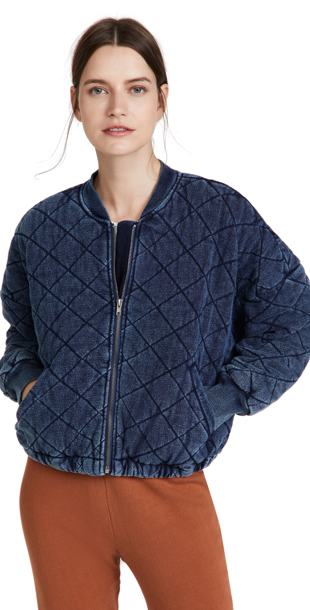 Bomb Dot Com Quilted Jacket