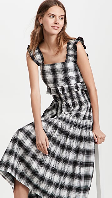 BB Dakota Dime Store Cowgirl 连衣裙