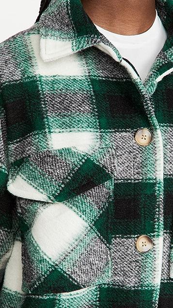 BB Dakota Santa Cruz 衬衫式夹克